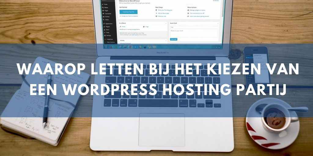 WordPress hosting advies