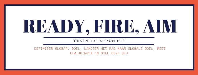 boek - ready, fire, aim